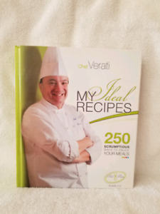 Chef Verati  ( Ideal Protein ) Cookbook