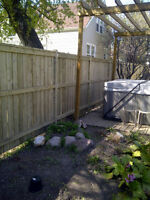 Quality Fences: On-Time, Reasonable Budget