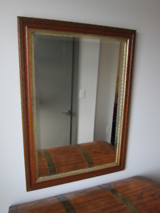 Antique Mirror Circa 1900