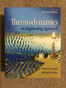 Engineering Thermodynamics Textbook