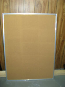 Large Cork Bulletin Board Sarnia Sarnia Area image 1