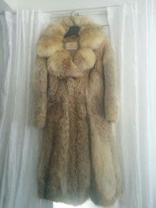 Manteau de loup