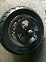 Mini Moter cycle wheel for sale