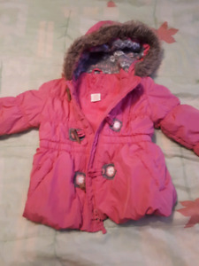 girl clothes size 2 coat annd 3,4,5,6 clothes