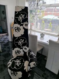 Designer Statement arm chair