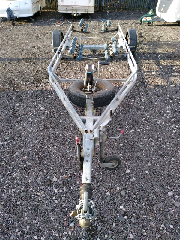 Boat Trailer Braked Roller Rib Speed Boat | in Rudheath, Cheshire | Gumtree