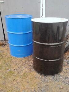 45 Gal Steel Drums/Barrels