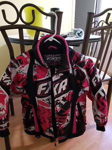 Kids fxr winter jacket