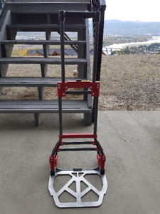 150 lb Folding Hand (Truck) Cart - Near New Condition