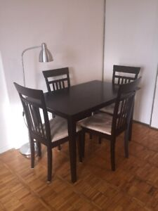 Dining Set - seats 4