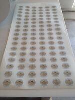 Custom printing label/étiquette/ stickers/autocollants