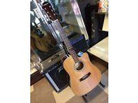 Korean Aria AW20CEN Electro Acoustic Guitar