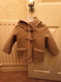 Duffle coat - size 18 month