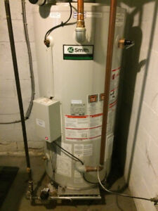 AC Smith Hot Water Tank