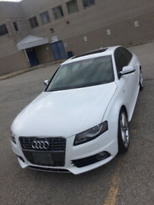 2010 Audi S4 Sedan With Sport Differential Package