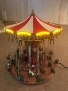 MR CHRISTMAS lot of 4 music boxes **SOLD**