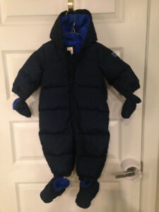 NEW Baby Gap Snowsuit