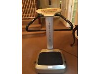 Power Step Plus Fitness Exercise Vibration Plate