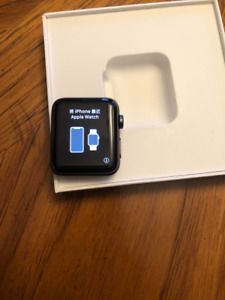 Nike Iwatch series 2 brand new still in the box
