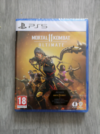Mortal kombat 11 ps5 brand new sealed