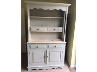 Up Cycled Solid Pine Welsh Dresser (Can Deliver)