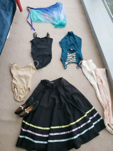 Ballet/ Dance clothes and shoes