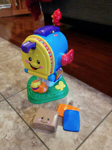 Fisher Price Laugh and Learn Mailbox