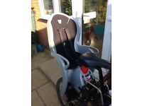 Hamax Sleepy rear bike seat