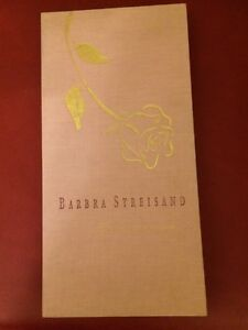 Barbara Streisand - 4 cd - Just For The Record