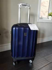 Brand New Delsey Aero Helium Carry-On Case