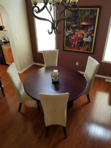 CUSTOM DINING ROOM SET FOR SALE
