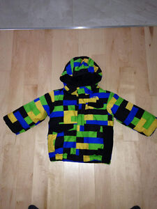 Northface and Columbia Snowsuit