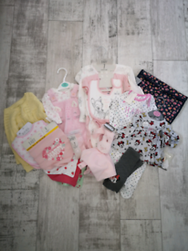 Baby Girl Bundle 0-6 months