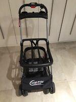 Baby Trend Single Snap-N-Go Stroller Used
