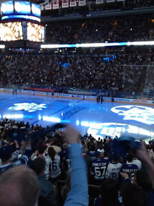Toronto Maple Leafs - Montreal Canadiens - October 2nd - REDS