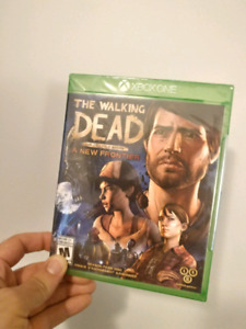The walking dead - new frontier season 3 - telltale - xbox one