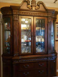 Buffet and Hutch for Sale