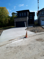2nd Chances Landscaping (Snow Removal/ Concrete Work)