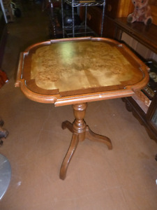 Small Tables, see photo for Choices, more in store
