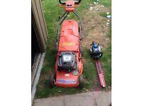 Lawnmower head cutter £200 both