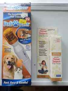 Pedi Paws and Petrodex Natural Toothpase