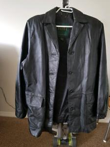 Danier Premium Quality Leather Jacket size 6-8