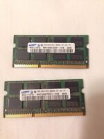4GB (2GBx2) memory for MacBook computers