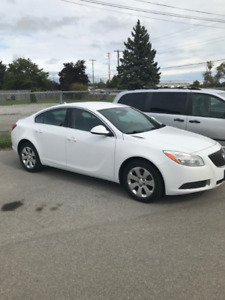 2012 Buick Regal, Mint condition, must see!! priced to move
