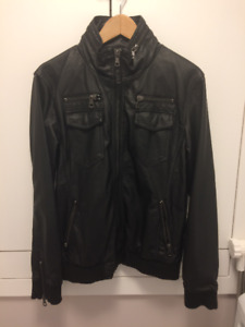 NEW Urban Outfitters Faux Leather Jacket