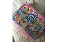 Girls jigsaws £1 each