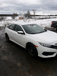 2018 Honda civic se