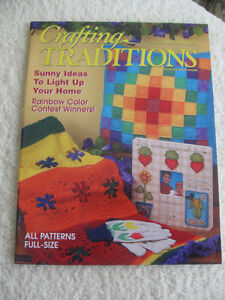 FASCINATING CRAFTS MAG.with TONS of IDEAS FROM 2002