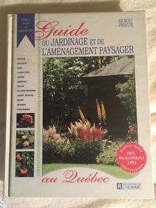 Guide du jardinage et de l'aménagement paysager