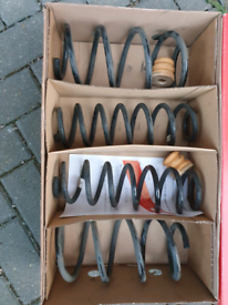 Golf mk7 tdi stock springs